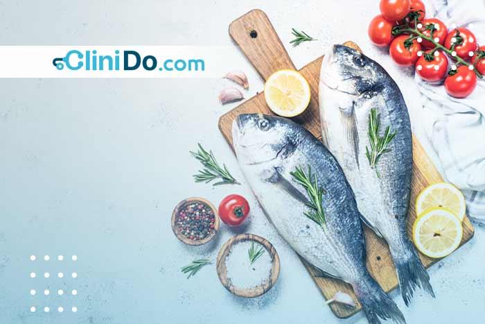 فوائد السمك للجسم