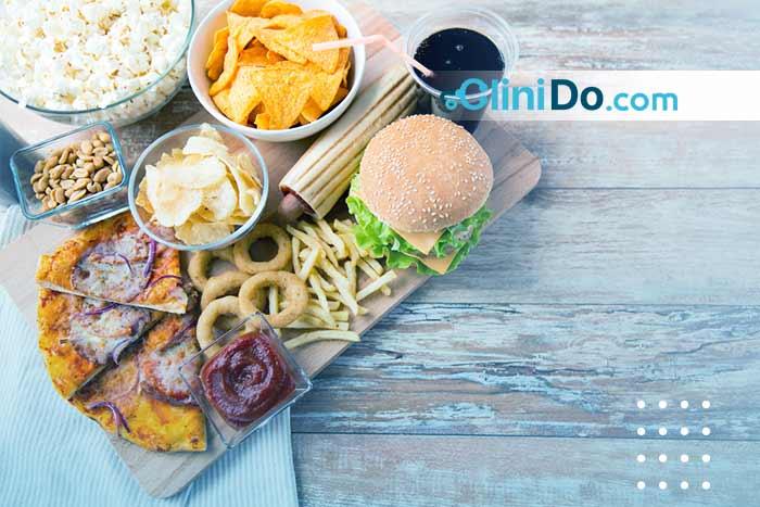 طعام مضر بالصحة